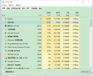 win10系统中断CPU使用率高问题截图